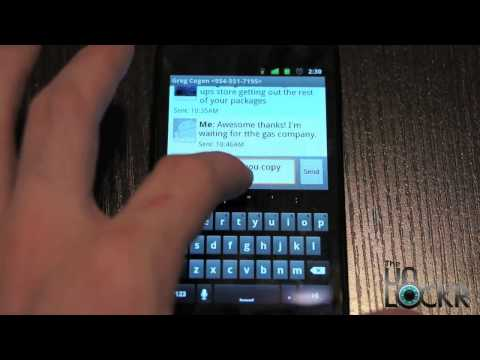 Android 101: How To Copy and Paste