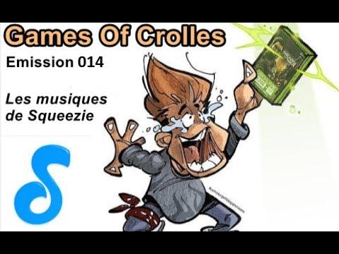 Games Of Crolles - Les meilleures musiques de Squeezie - Emission 014 - Radio Gresivaudan