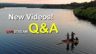 New Videos! Live Q&A