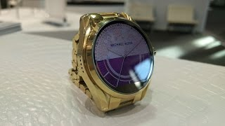 Умные часы Michael Kors Access с Android Wear