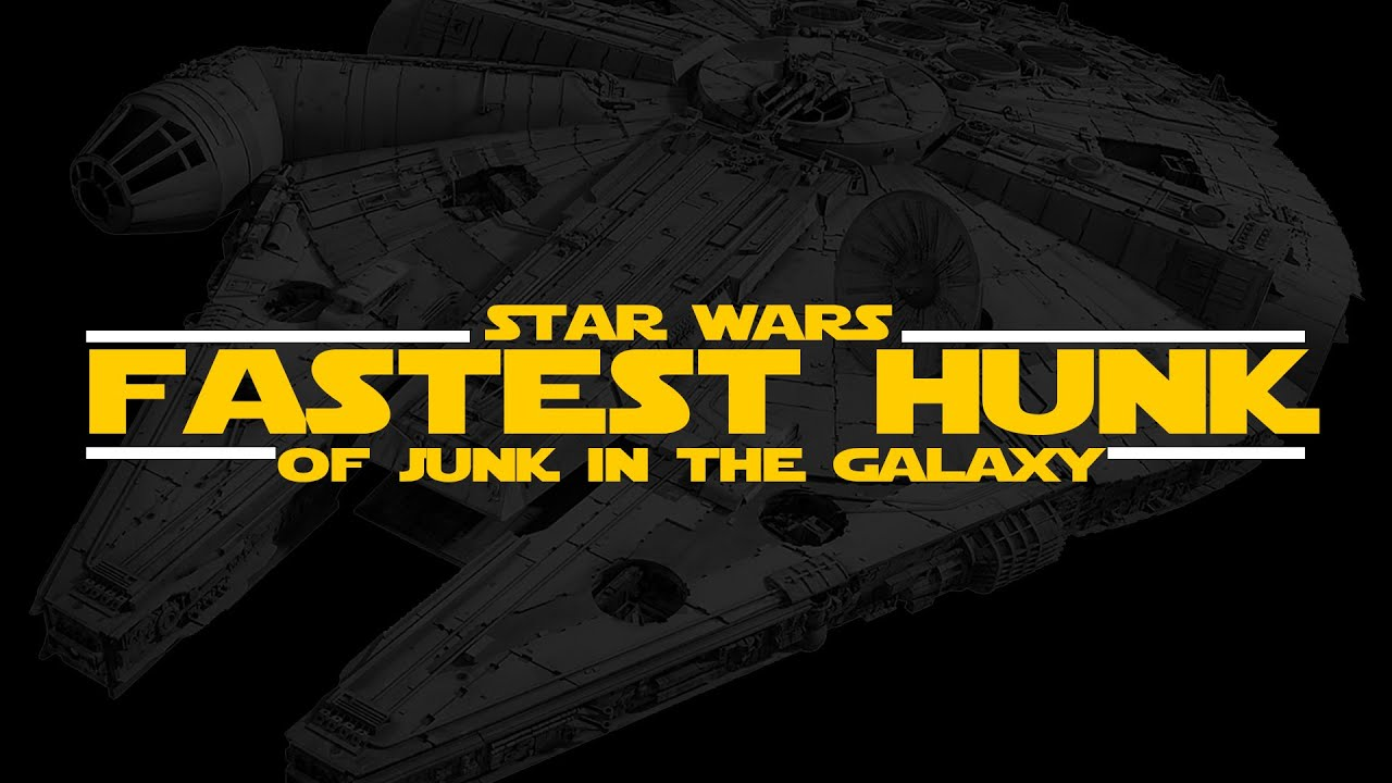 Image result for fastest hunk of junk in the galaxy