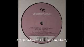Jamie Jones feat Art Department - Our Time in Liberty (Russ Yallop Remix).