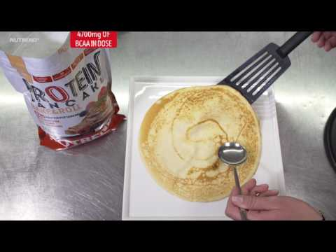 NUTREND PROTEIN PANCAKE - UNFLAVOURED ENGLISH