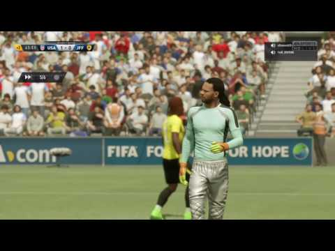 iFvpa USA Vs iFvpa Jamaica - Copa America