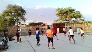 SAN PEDRO  &  PACASMAYO  // VOLEY AFICIONADO_CLUB AYACUCHO 2012