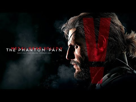 Metal Gear Solid V - The phantom Pain - Free with Games with Gold this month