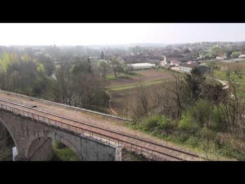 Sainte Colombe sur Seine 2014 - Aeropix Dijon - Vidéo aérienne par drone
