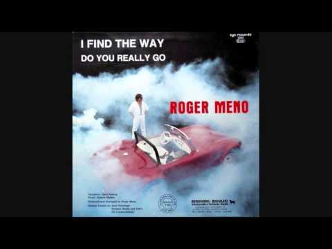 Roger Meno - Do You Really Go_Extended Version (1985)