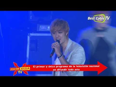 MBLAQ FANMMEETING PERÚ 2015  ESTACION ASIA TV
