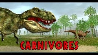 Carnivores: Dinosaur Hunter (Part 10) T-Rex Hunter