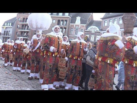 Carnaval de Binche - Fevr. 2018