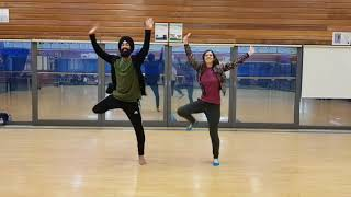 MUCHHA KUNDIYAN | RAJVIR JAWANDA | Bhangra by Christine | Rajvatan Singh