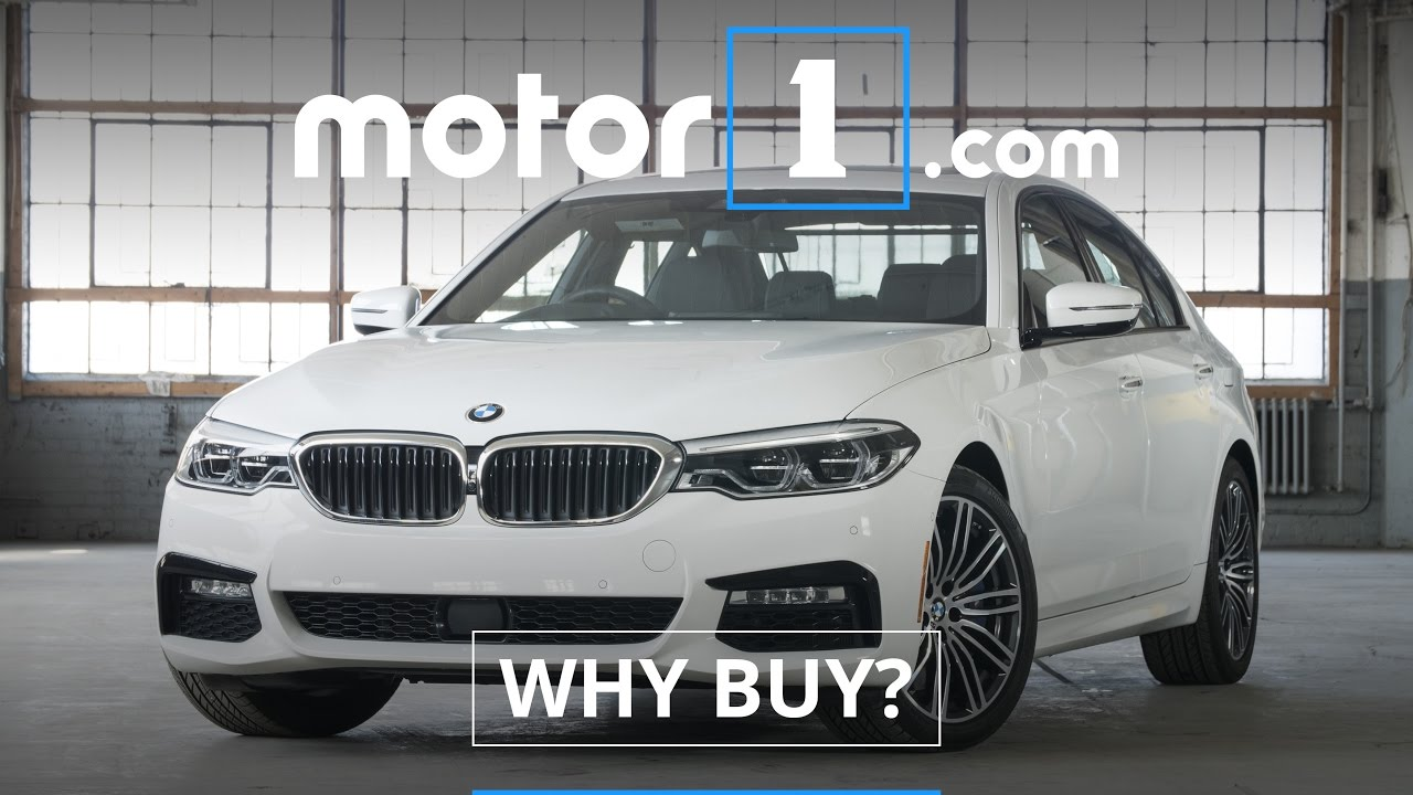 Why Buy 2017 Bmw 540i Xdrive Review Youtube