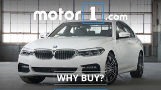 Why Buy? | 2017 BMW 540i xDrive Review