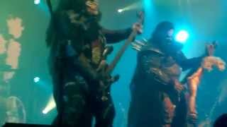 LORDI - Would You Love a Monsterman (LIVE @BARBANEGRA Budapest)