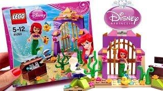 Lego Disney Princess Ariel Little Mermaid Disney Toys ラプンツェルの塔