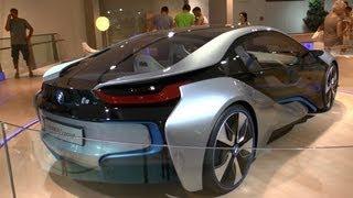 Музей BMW - Мюнхен(Специальный выпуск посвященный автомобилям БМВ. От самых первых до последних моделей знаменитых машин...., 2013-07-28T13:42:05.000Z)