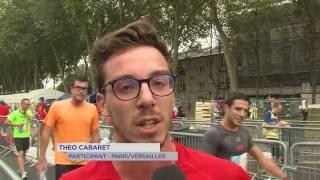 Paris-Versailles : 25 000 coureurs au départ de la course