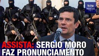 ASSISTA: SERGIO MORO FAZ PRONUNCIAMENTO CONTUNDENTE - COMBATE À CORRUPÇÃO - GOV. BOLSONARO