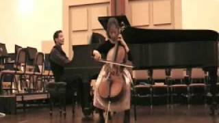 Cello Allegro Spiritoso J.B. Senaille 2010-01-16.wmv