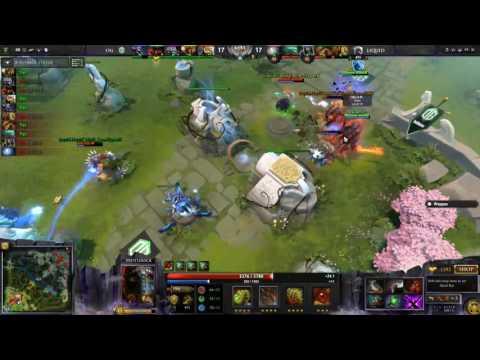 OG Dota2 vs Team Liquid Game 2- EPICENTER Moscow Full Highlights Dota 2