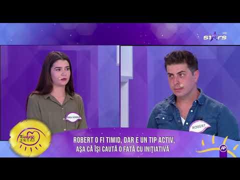 """Ana-Maria vrea să îl întâlnească pe Robert: """"Îmi place că este foarte drăguț..."""""""