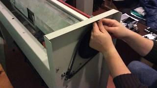 Ремонт гладильного катка(Данный гладильный каток требовал оперативного вмешательства и замены подшипников., 2015-12-14T05:05:01.000Z)
