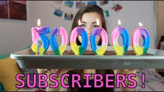 MY FIRST VIDEO | 500,000 Subscribers!! Thumbnail