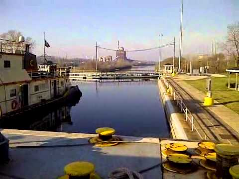 illinois river lock