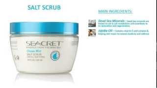 Seacret Salt Scrub Thumbnail