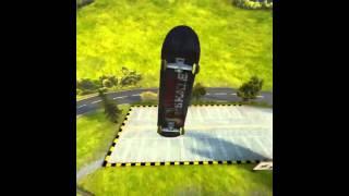 [True Skate] #BigAir Clean triple impossible