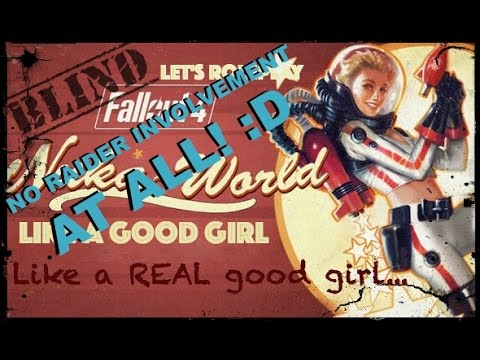 Let's Play Fallout 4 Nuka World - Episode 5 (Roleplay Gopher Style - Blind)