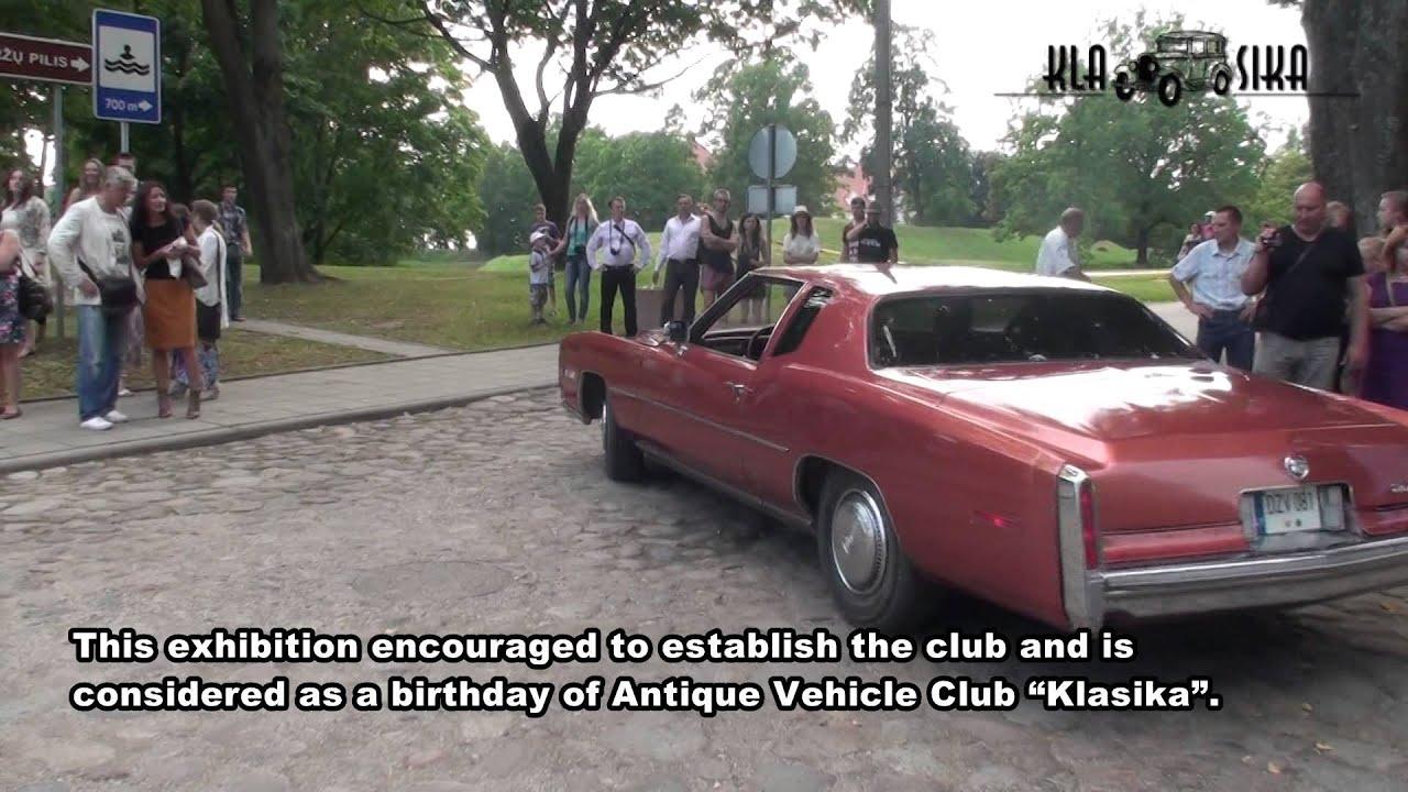 Antique Vehicle Club \