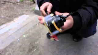 Испытание балки на прочность(, 2015-01-23T06:23:55.000Z)