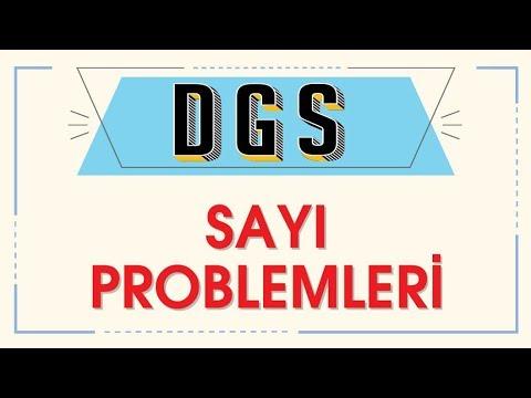 DGS SAYI PROBLEMLERİ - ŞENOL HOCA