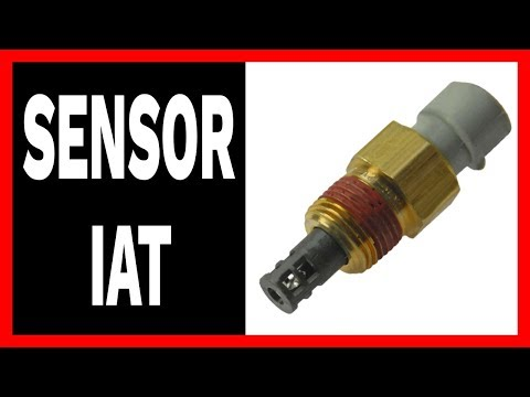 🔥 SENSOR IAT   What it is?, location, operation and failures 🔥