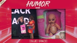 Blue Space Oficial - Matine - HUMOR  - 25.11.18