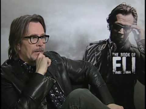 The Book Of Eli – Gary Oldman Interview