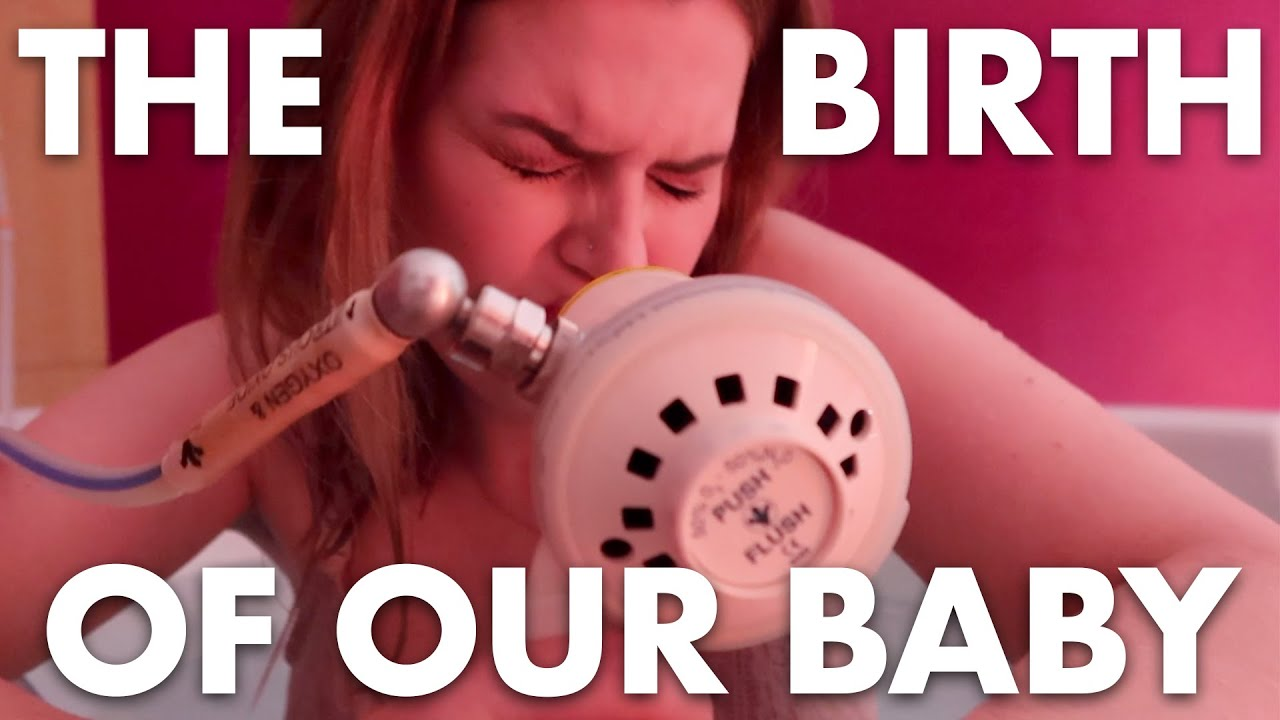 The birth of our baby