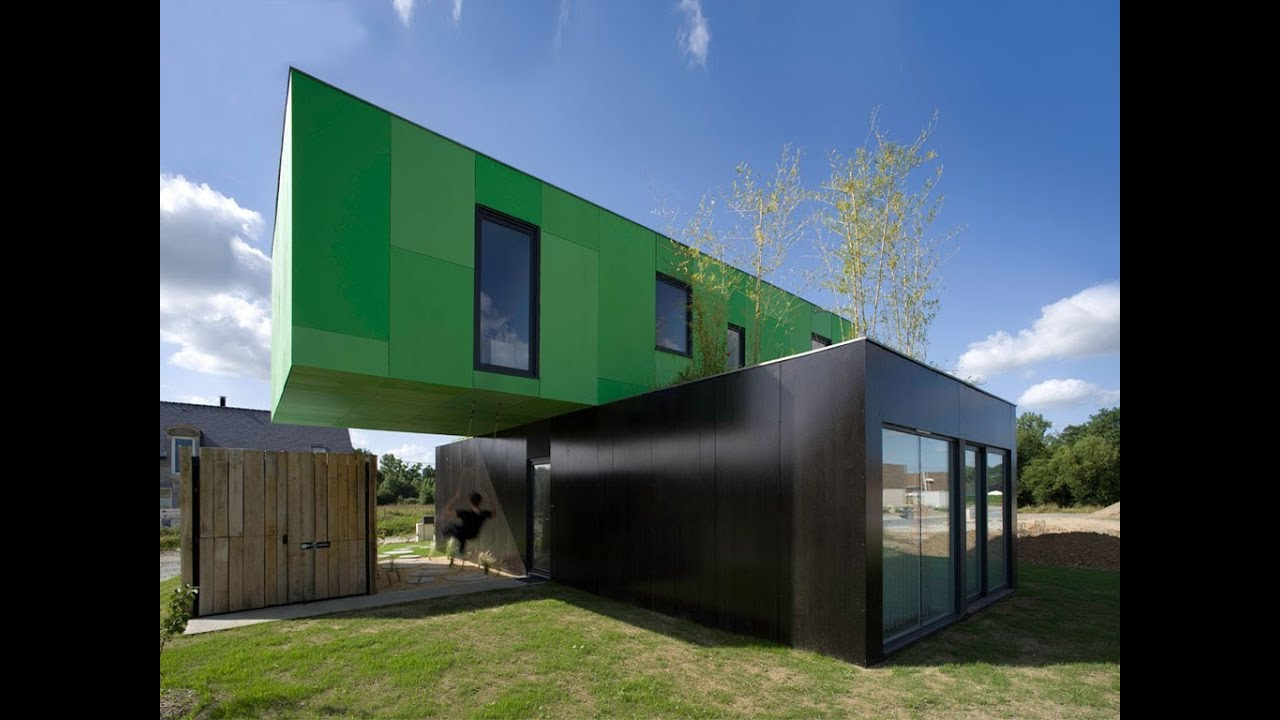 Cargo Container Homes Eco Friendly Crossbox