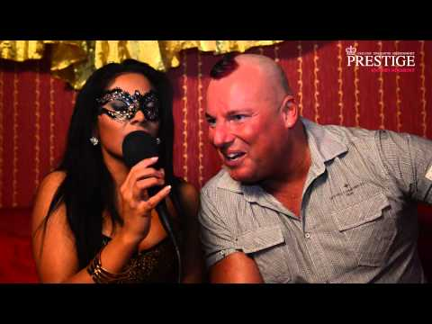 TV Promi Talk - Ulf Franz von BB zu Gast bei der Prestige Entertainment-Venice Night im Diamonds