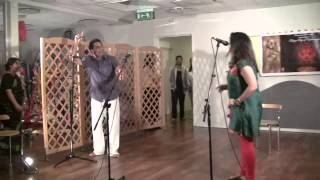 Natok: Bhuter Bhobisot Darshan Part (1/4) performed at The Durga Puja of Copenhagen 2013