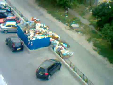 мусорка в Белгороде