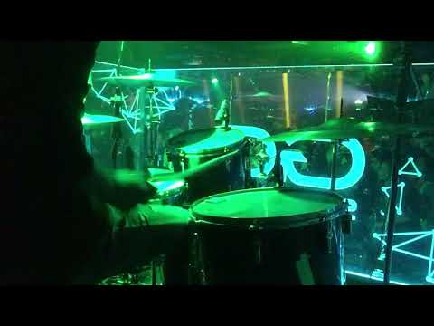 Cakra Khan - Rolling in the deep (cover) DrumCam Lius Zakharia