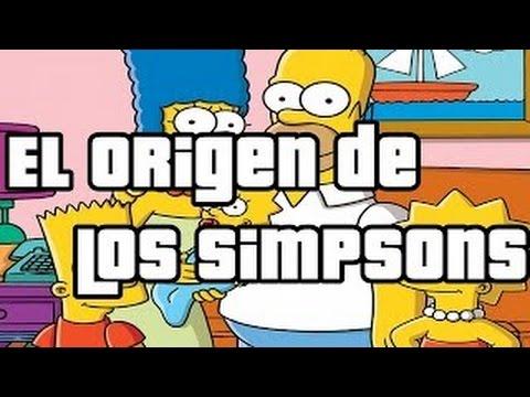 La verdadera historia de los simpsons creepypasta youtube