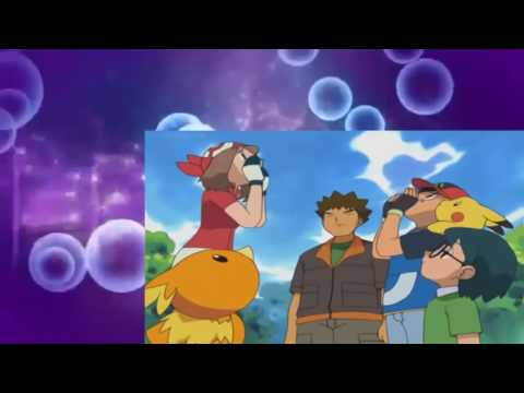 Pokemon Episode 337 – Accurate Blue Swablu & 338 Gulpin İt Down