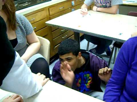 Drawing Class (5th hour Bolander's) 2010