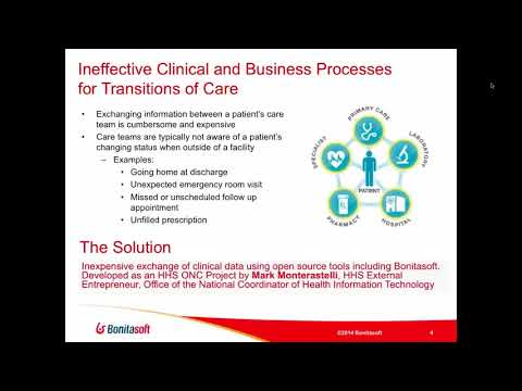 CASE STUDY: Inter-organization process management improves business results and patient health