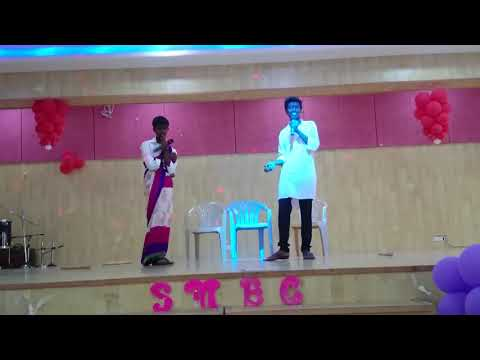 St.mary's Engineering college 2k16 wonderful skit performance by 2nd year students of Diploma(EEE)