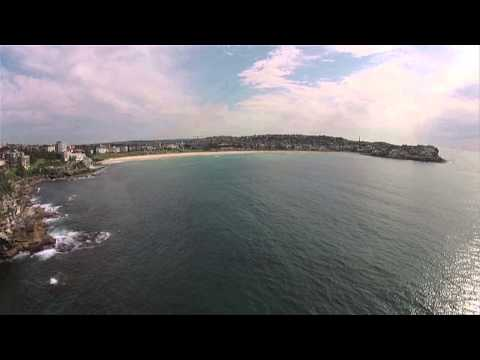 Bondi to Bronte Ocean Swim Course